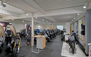 BMW MOTORRAD NOISY LE SEC