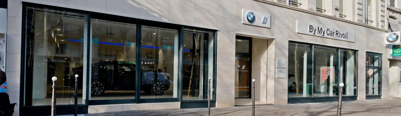BMW RIVOLI Paris 1°