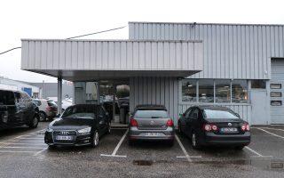 CHANTIER VW ST PRIEST EN JAREZ