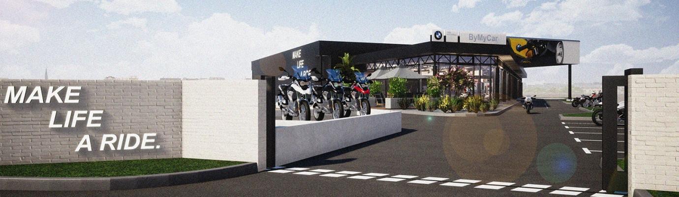 BMW MOTORRAD St Thibault des Vignes