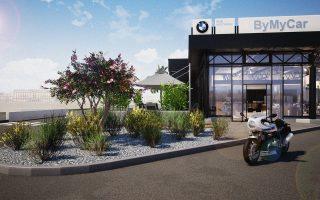 BMW MOTORRAD ST THIBAULT PROJET - 02