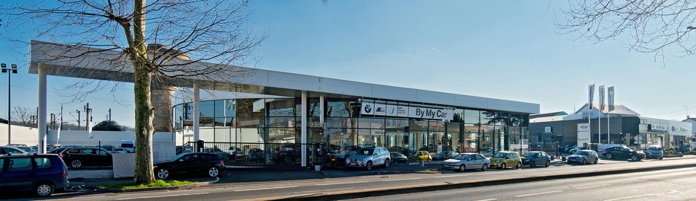 BMW MINI MOTORRAD Noisy le Sec