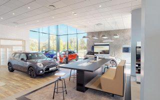 BMW ST THIBAULT