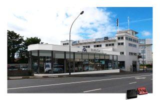 CHANTIER  - BMW Ivry sur Seine - AR&BAT