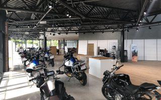 CHANTIER BMW MOTORRAD ST THIBAULT - 04