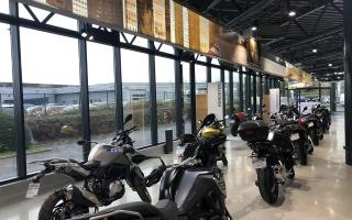 CHANTIER BMW MOTORRAD ST THIBAULT